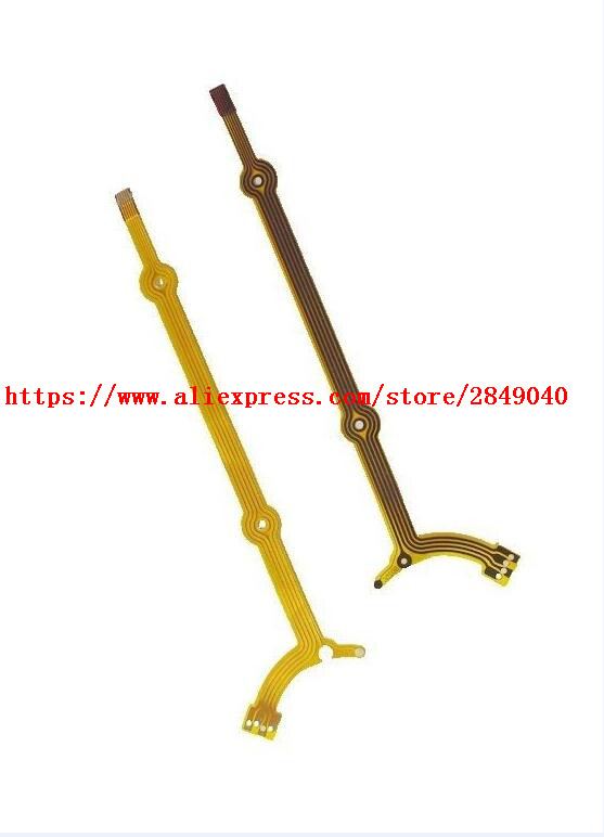 NEW Repair Parts For Sigma 18-200mm 18-200 Mm Lens Aperture Flex Cable (For Canon Connector)
