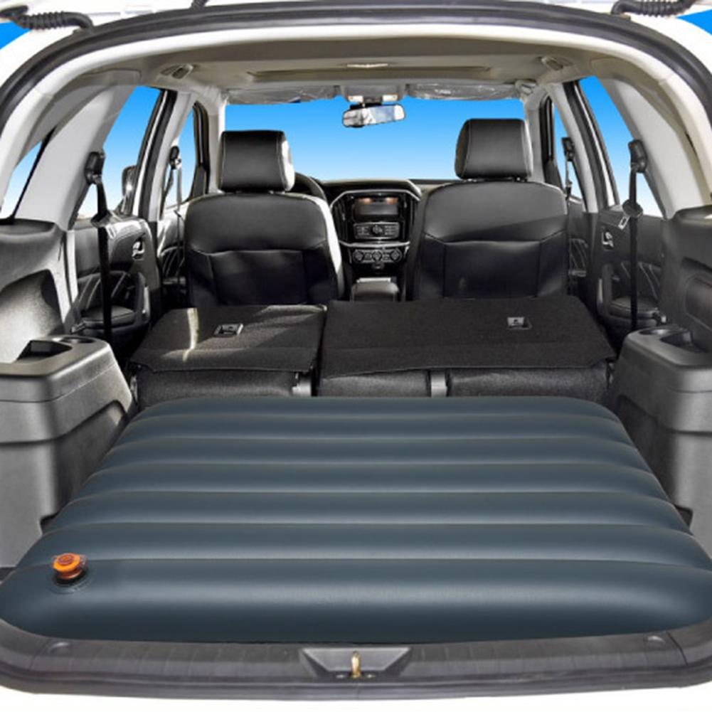 Car Inflatable Mattress Portable Travel Camping Air Bed Foldable Trunk Cushion car bed for Most sedan, SUV and other models