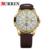 De Lujo más nuevo de Curren Marca Hombres Reloj Militar Correa de Cuero Relojes de Cuarzo de Moda Casual de Negocios Reloj Masculino Relojes 8123