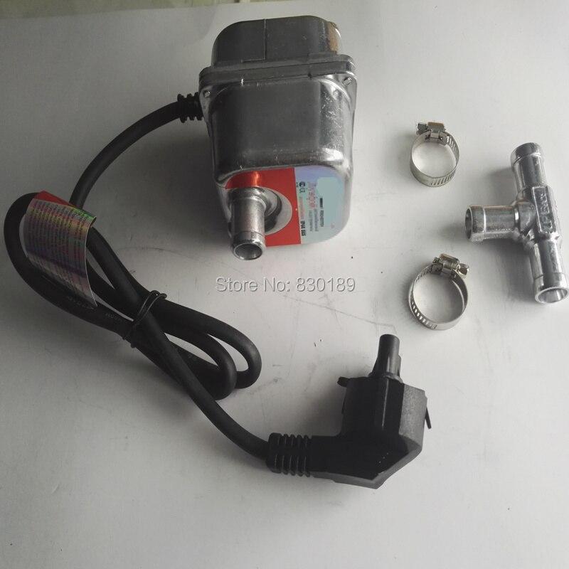 1500W 220V 230V AC electric car liquid heater preheater for the engine motor car SUV van