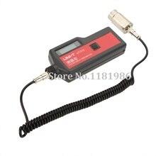 UNI-T UT312 UT-312 Professional Portable LCD Vibration Analyzer Tester Meter Vibrometer with Split Sensor Signal Wire & Sensor vm6380 2 double channel digital meter portable vibrometer vibration analyzer tester with 2 piezoelectric transducers sensor
