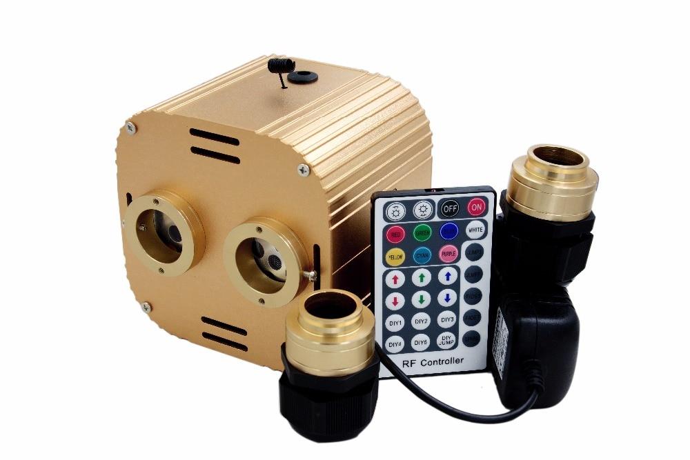 10W*2 holes LED twinkle effect RGBW light engine with 28key RF remote,AC100-240V input;RGBW led chip with 10W LED twinkle wheel ...