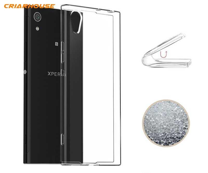 Mềm điện thoại trường hợp Đối Với SONY Xperia XZ1 XA1 Cộng Với XA2 L2 XZ2 XZ Cao Cấp X XA XA1 Siêu Nhỏ Gọn L1 kép TPU cover quay lại