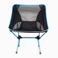 Ultralight Fishing Chair Backrest Chair Folding Seat Stool Portable Camping Hiking Gardening Beach Chair With Picnic Bag Pouch