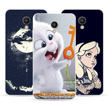 For Coque Meizu M6 Case Cover Silicone 3D TPU Funda for Protective Bumper 6 Meize M Phone