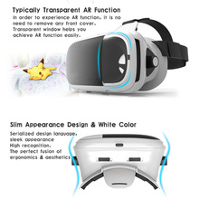 Virtual Reality Glasses Virtual Reality Google Cardboard Vr Glasses Virtual Reality Box  Glasses 3D For Smartphone 4.7-6.0
