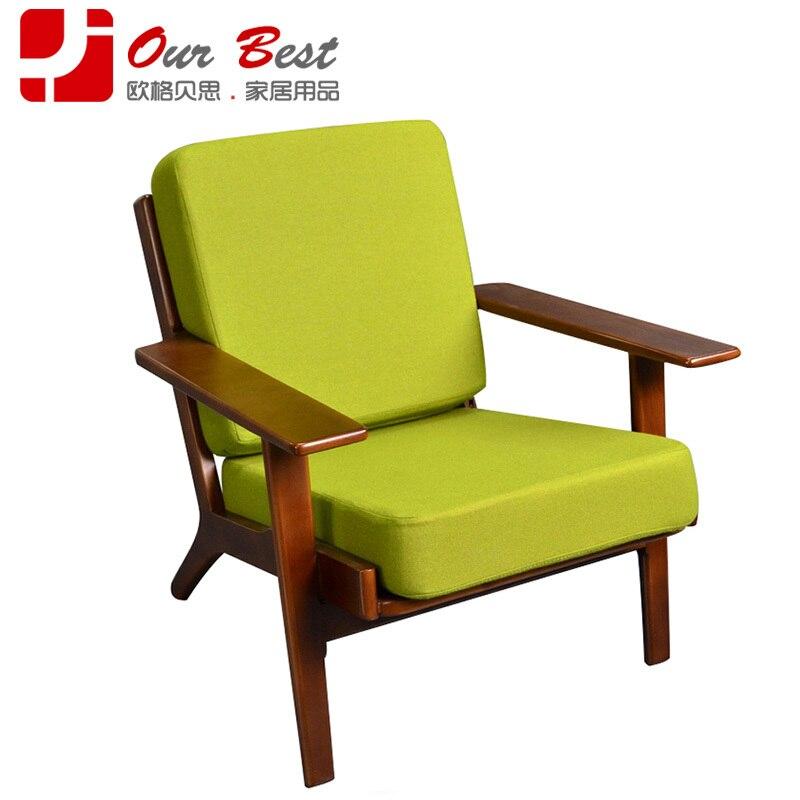 olger beth stylish fabric sofa sofa chair single chair ikea simple wooden chair lounge chair