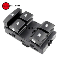 1pc Left Driver Side Main Window Control Switch 95188246 for Chevrolet Aveo T300 2011 2015 Accessories