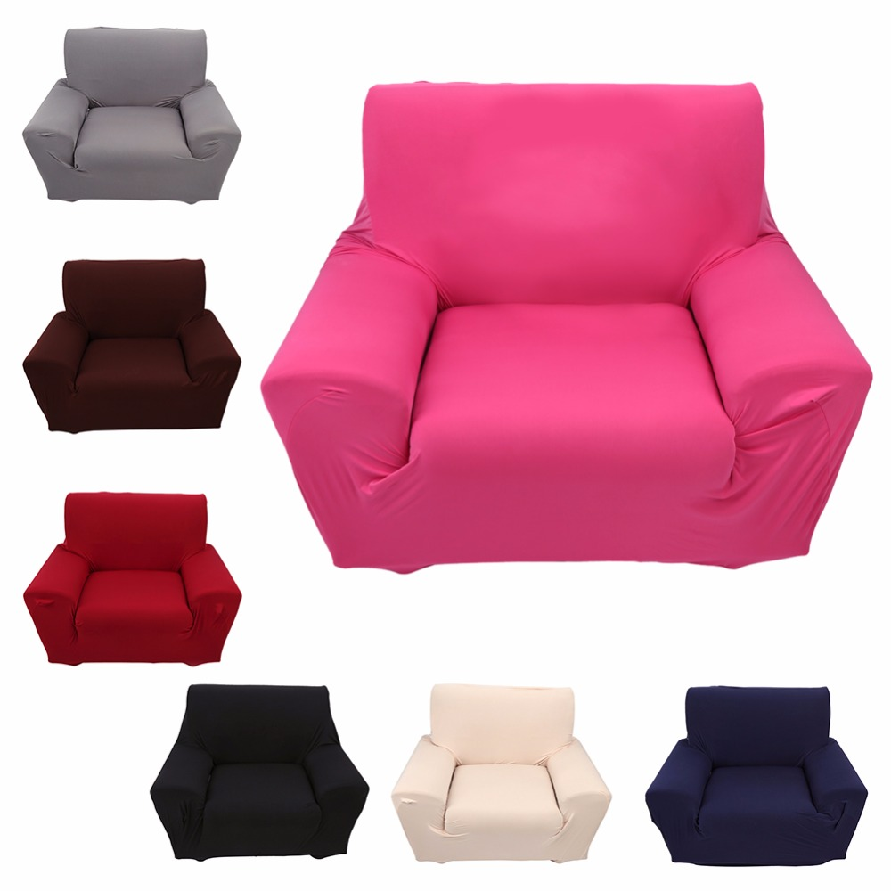 Aliexpress.com : Buy W Single Sofa Slipcovers Polyester