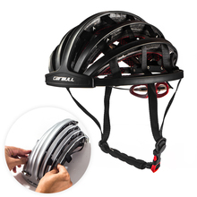 Dewasa MTB Mountain Road Sepeda Helm Sepeda Helm Sepeda Dilipat Bersepeda Helm untuk Pria Ringan Alat Pelindung