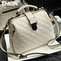 Bolsas Feminina Women Bags Solid Women Messenger Bag Leather Handbags Famous Brand Shoulder For Girl Quilted Bucket Bag Hasp 510