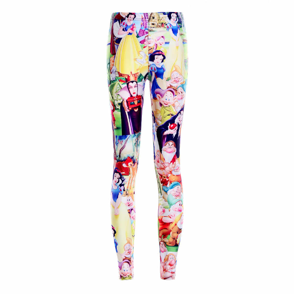 dfb2ba835a7aa4 Detail Feedback Questions about Plus size S 4XL Fitness women's clothing  for women Sexy Fashion Pirate Leggins Pants Digital Printing SNOW WHITE  LEGGINGS on ...