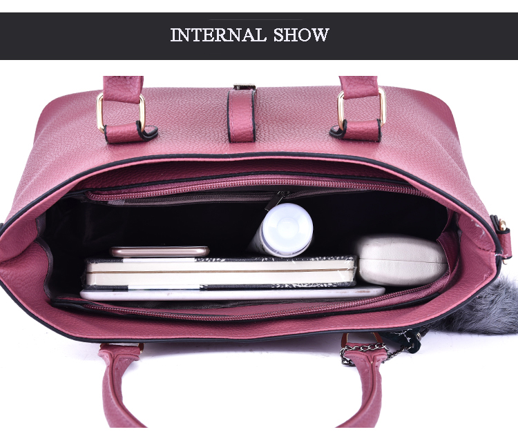HTB1RDg0XODxK1Rjy1zcq6yGeXXaS - ALLKACI 3pcs Leather Bags Handbags Women