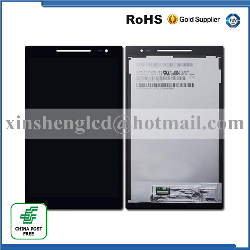 Free shipping 100% Tested Original IPS 1280x800 For Asus Zenpad 8.0 Z380 Z380KL Z380C LCD Display Whit Touch Screen Assembly