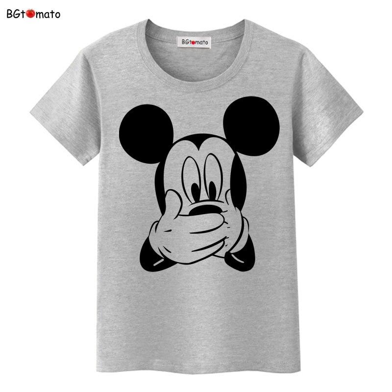 Gepäck & Taschen Analytisch Bgtomato T-shirt 3d Cartoon Lustige T-shirt Frauen Schönes Design Beliebte Mickey T-shirt Billig Verkauf Marke Blusa Mickey