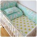 Hot 100% kit Cama de algodão recém-nascidos/23 cor 10 conjuntos de roupa de cama/jogo do fundamento do bebê/crianças jogo de cama