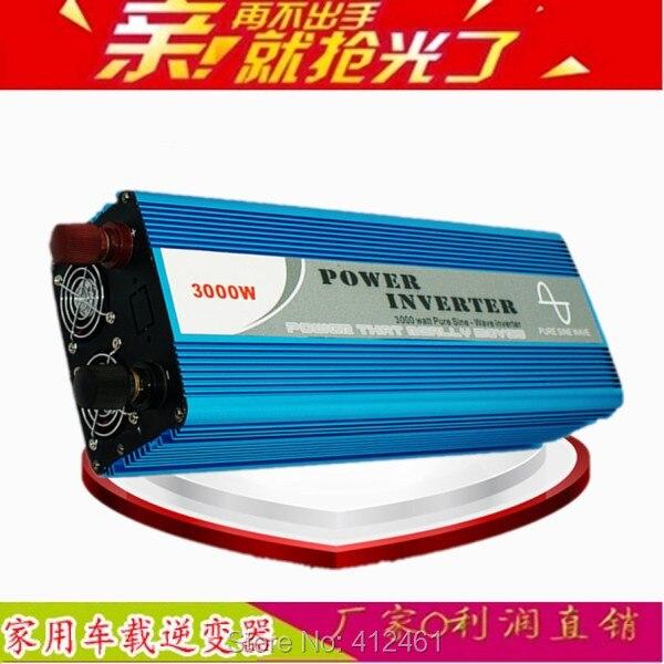 48v 220v onduleurs, 48v to 220v onduleur 3000w, pure sine wave converter high frequency nce8580 to 220