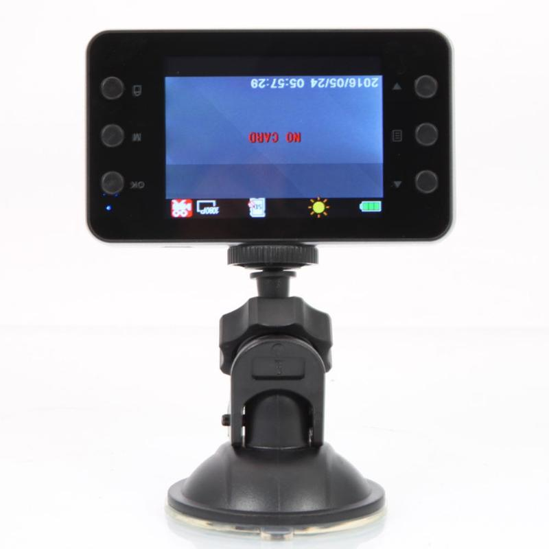 <font><b>K6000</b></font> 2.0-Inch <font><b>Car</b></font> <font><b>DVR</b></font> Dash Camera 2-LED Wide-angle Lens <font><b>K6000</b></font> <font><b>DVR</b></font> 1080P LED Night Recorder Dashboard Vision Veicular Camera image