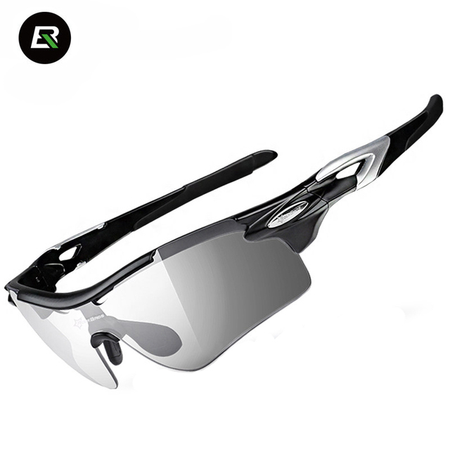 da70ff3b60209 RockBros Polarized Cycling Glasses Photochromic Sport Sunglasses Bicycle  Bike Glasses Cycling Eyewear Gafas Ciclismo 2 Lens