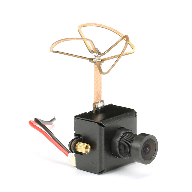 Newest Eachine EF-01 AIO 5.8G 40CH 25MW VTX 800TVL 1/3 Cmos FPV Camera For FPV RC Quadcopter Multicopter Spare Parts
