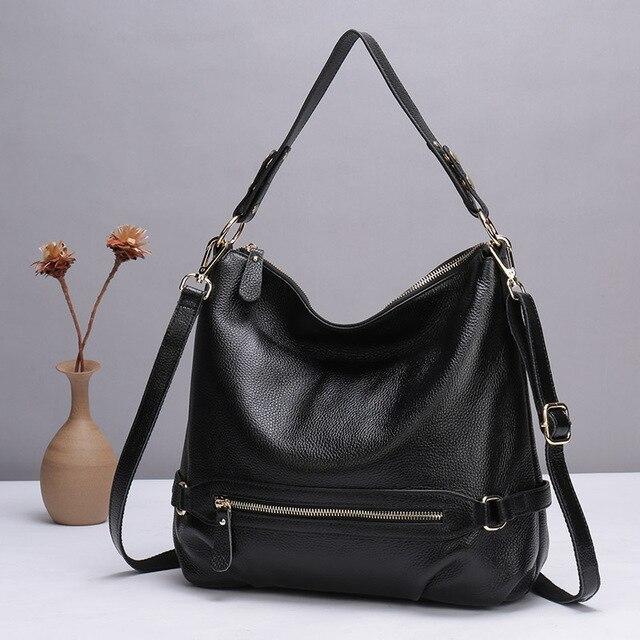ZROM Genuine Leather...
