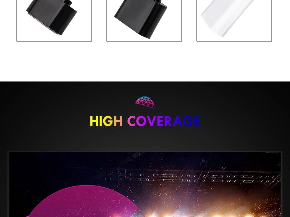 Mini USB led Party Lights Portable Crystal Magic Ball (7)
