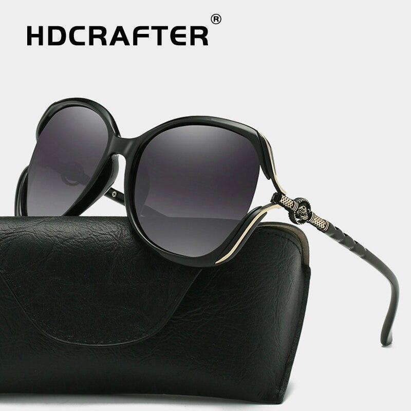 2019 new sunglasses women polarized ladies oversized vintage big frame eyewear woman  sun glasses for female lentes de sol mujer