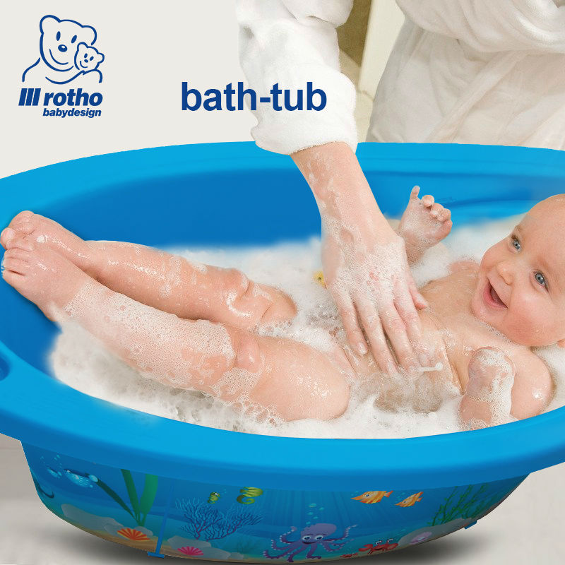 Rotho Babydesign 2017 Baby Bathtub Seat Bathing Germany infant baby ...
