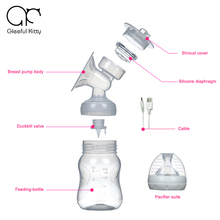 USB Chargeable Automatic Breast Pump
