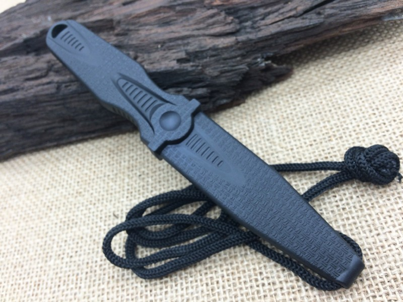 Buy Keel Outdoor Survival Fixed Knives,3CR13 Blade ABS Handle Camping Knife,Hunting Knife, cheap