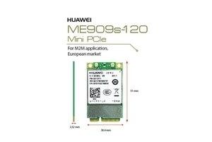 Image 3 - Unlocked Huawei ME909S 120 Mini pcie LTE FDD 4G WCDMA HSPA + DC HSPA kenar GPRS GSM dizüstü dizüstü 100% yeni ve orijinal
