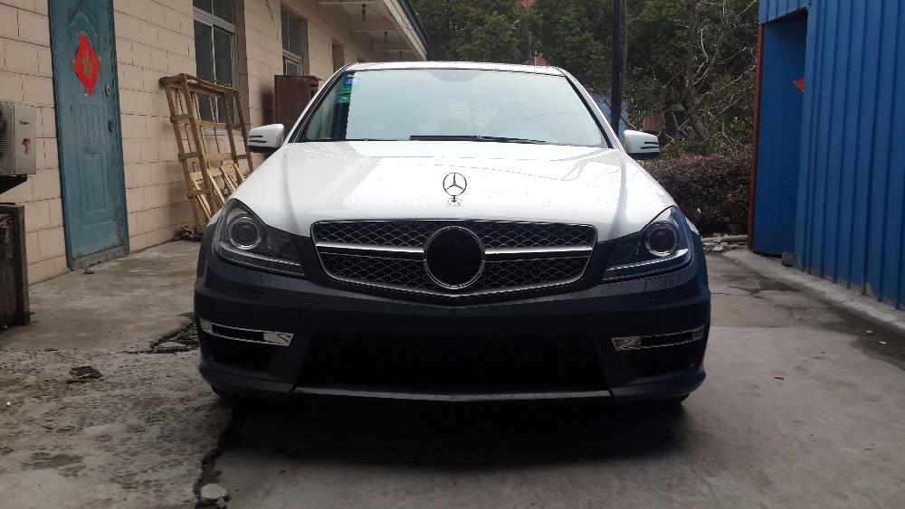 Online buy wholesale c63 body kit from china c63 body kit for Auto parts for mercedes benz