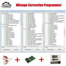 Программное обеспечение для коррекции одометра MTool V1.34 ключ+ адаптер Denso+ контактный провод Denso кабель коррекция пробега программист Odo регулировка