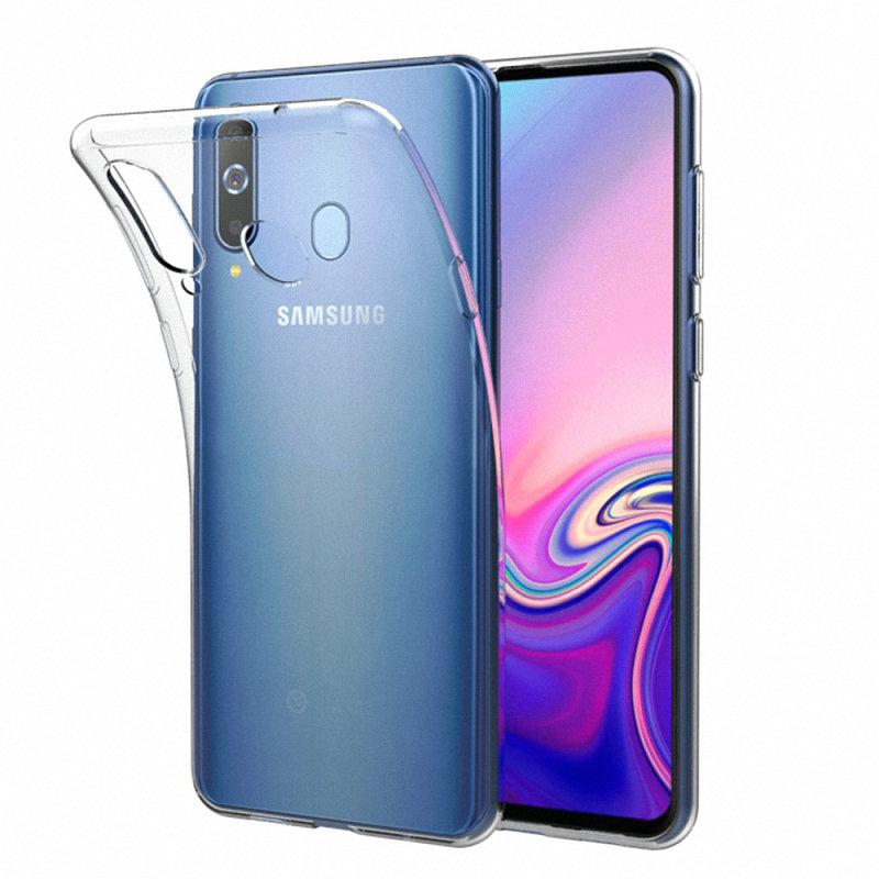 Прозрачный чехол для телефона Samsung Galaxy A10s A20S A30S A50S A01 A10 A20 A20E A40 A30 A50 A70 A31 A51 A71