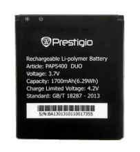 PAP5400 1700mah High Quality Mobile Phone Replacement Li-ion Battery Battery for Prestigio PAP5400 Battery стоимость