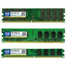 Оптовая продажа xiede DDR2 800/PC2 6400 5300 4200 1 ГБ 2 ГБ 4 ГБ Настольный ПК Оперативная память памяти Совместимость ddr 2 667 мГц/533 мГц несколько моделей