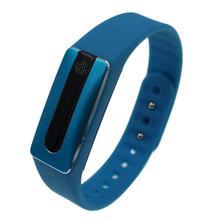 ใหม่HB02หัวใจบลูทูธสมาร์ทสัมผัสสร้อยข้อมือฟิตเนสสายรัดข้อมือU NisexกีฬาUSBเสียบนาฬิกากันน้ำ