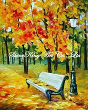 palette knife oil painting  modern oil painting canvas oil painting  K191