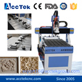 hotsale sign/wood/badges mini cnc router /small production machinery 6090 with ATC