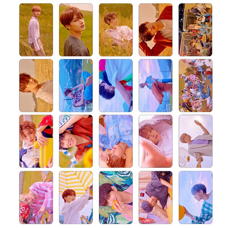 Hot Sale Youpop Kpop Seventeen Dont Wanna Cry Album Lomo Cards K-pop New Fashion Self Made Paper Photo Card Photocard Lk503 Jewelry & Accessories