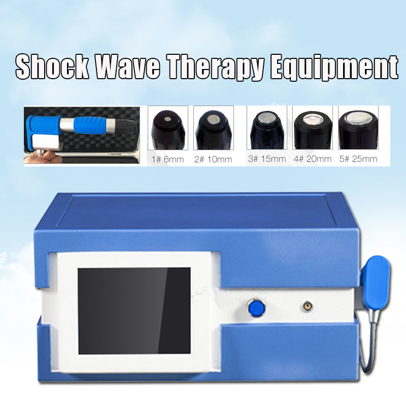 Extracorporeal Shock Wave Pain Relief Therapy Cellulite Removal Body Slimming Shockwave Treatment Relax Massage Machine