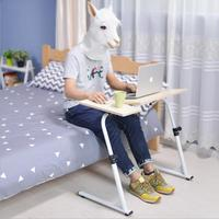1PC Multi Functional Folding Computer Desk Can Be Folded Down SY21D5