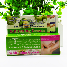 Aichun Armpit Whitening Cream Natural Specail Formula Underarm Skin Whitening Massage Cream Legs Knee Whitening Skin Cream 50g