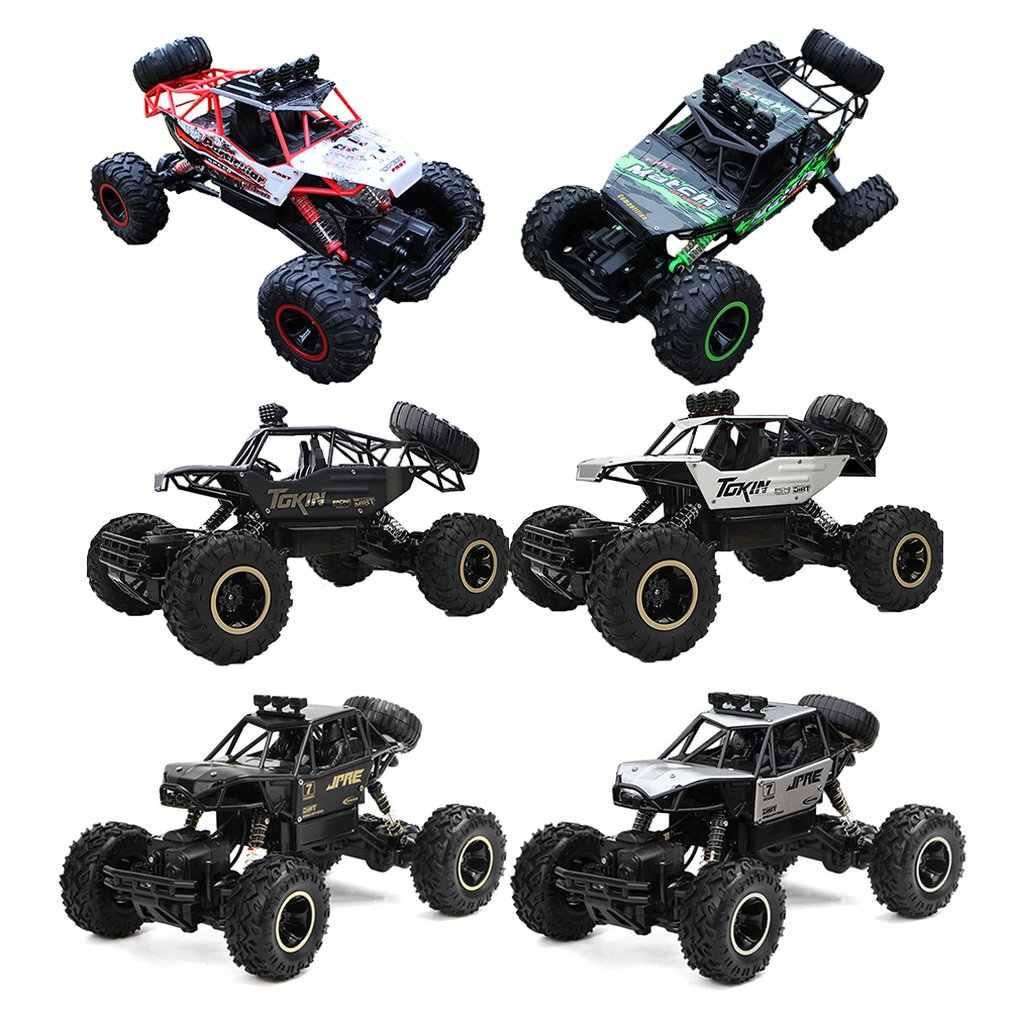 Afstandsbediening Auto Hoge Snelheid Off-road Vierwielaandrijving Grote Voet Elektrische Klimmen Auto Jongen Opladen Kinderen speelgoed Auto