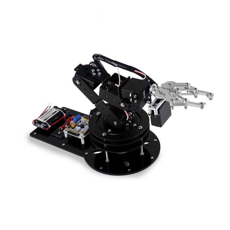 6 DOF Alloy Robot Arm (6)
