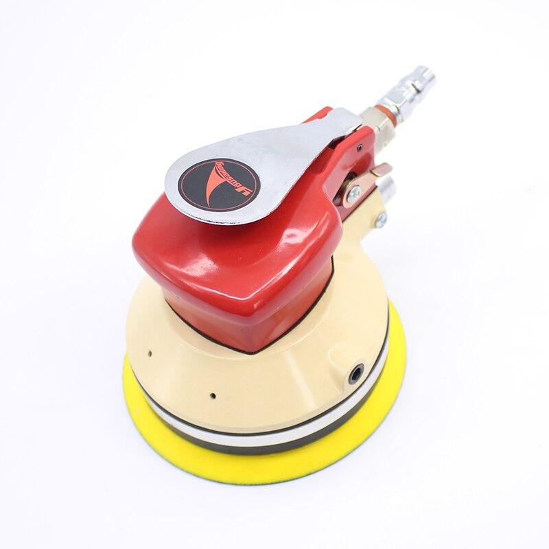Kvaliteetne 5-tolline raskeveokite õhu sander pneumaatiline - Elektrilised tööriistad - Foto 3