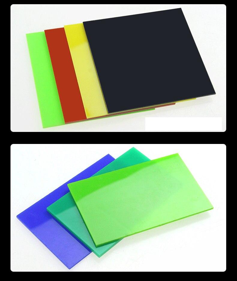 Lujoso Plexiglás Bricolaje Modelo - Ideas Personalizadas de Marco de ...
