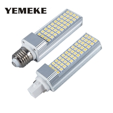 LED Bulbs 5W 7W 9W 11W 13W E27 G24 LED Corn Bulb Lamp Light SMD 5050 Spotlight 180 Degree AC85-265V Horizontal Plug Light vp742 4g1 04b japan original smc solenoid valve original import