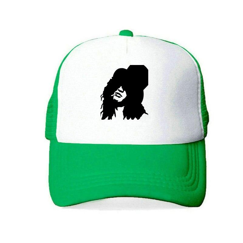 black trucker hat YY44915