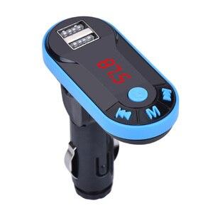 USB Car Kit FM Transmitter Han